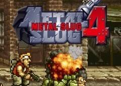Play Metal Slug 4