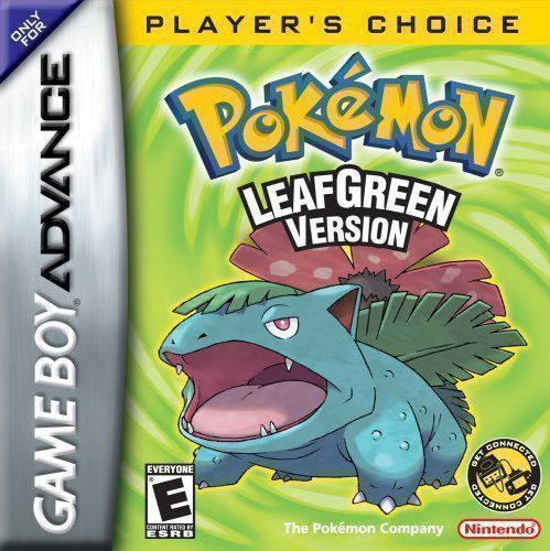 Pokémon – LeafGreen