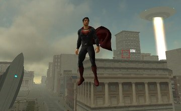 Jogo The Superman – Theme is Aliens Online Gratis