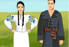 Jogo Traditional Polish Costume Dress Up Online Gratis