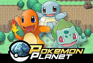 Pokemon Planet – Free Pokemon MMORPG Online