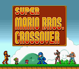 Jogo Super Mario Bros Crossover Online Gratis
