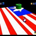 Mario 64 4th of July 64  N64 Rom