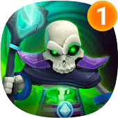 Jogo Clash of Wizards: Battle Royale Online Gratis