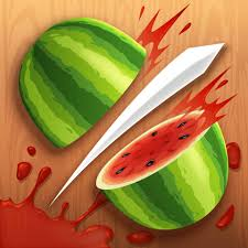 Fruit Ninja Frenzy no Facebook