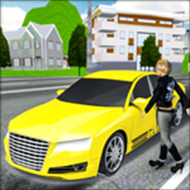 Modern City Taxi Simulator