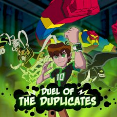 Ben 10 Omniverse Duel Of The Duplicates – Ben 10 Games