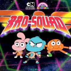 Gumball Bro-Squad
