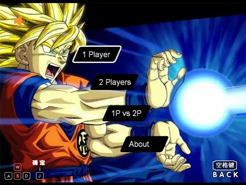 Jogo Dragon Ball Goku Fighting 2 Online Gratis
