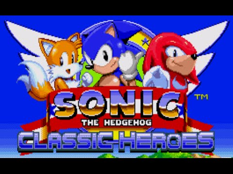Sonic The Hedgehog Heroes