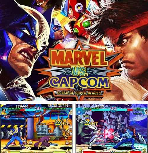 Marvel contra Capcom: Confronto de super-heróis