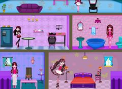 Jogo Monster High Decorando a Casa da Draculaura Online Gratis