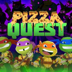Jogo Teenage Mutant Ninja Turtles Pizza Quest Online Gratis