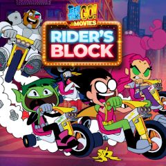 Jogo Teen Titans Go! To the Movies Rider's Block Online Gratis