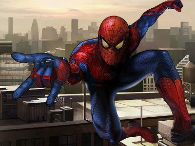 The Amazing Spider-Man Movie Game