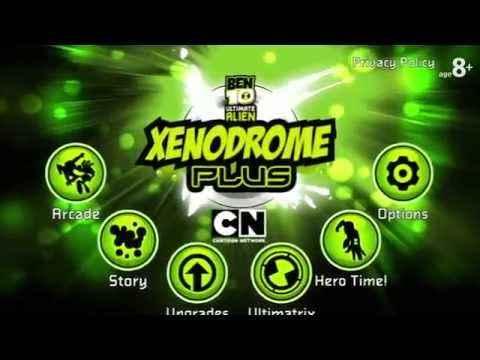 Ben 10 Xenodrome Plus