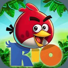 Jogo Angry Birds Rio Unlock Online Gratis
