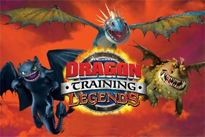 Dragon Training Legends Cartoon Network