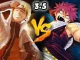 Jogo Anime Battle 3.5 Online Gratis