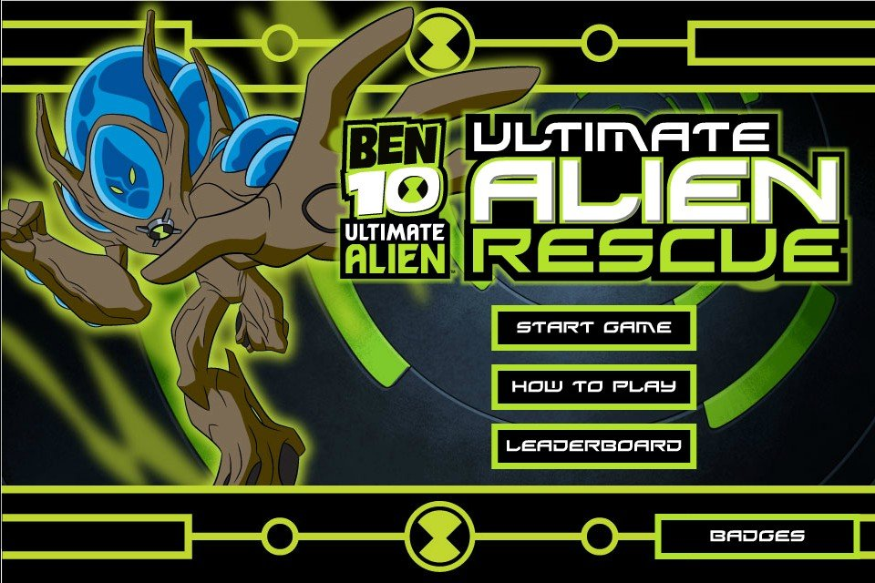 Jogo Ben 10 Ultimate Alien Rescue Hacked / Cheats Online Gratis
