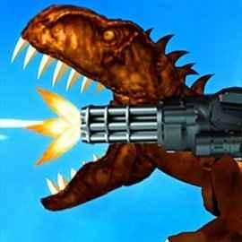 Jogo Dino T-Rex Hunter Simulator Online Gratis
