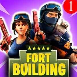 Jogo Fort Building 3D Online Gratis