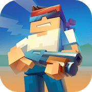 Jogo Pixel Combat: Zombies Strike Online Gratis