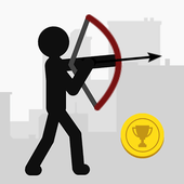 Jogo Stickman Arrow Master Legendary Online Gratis