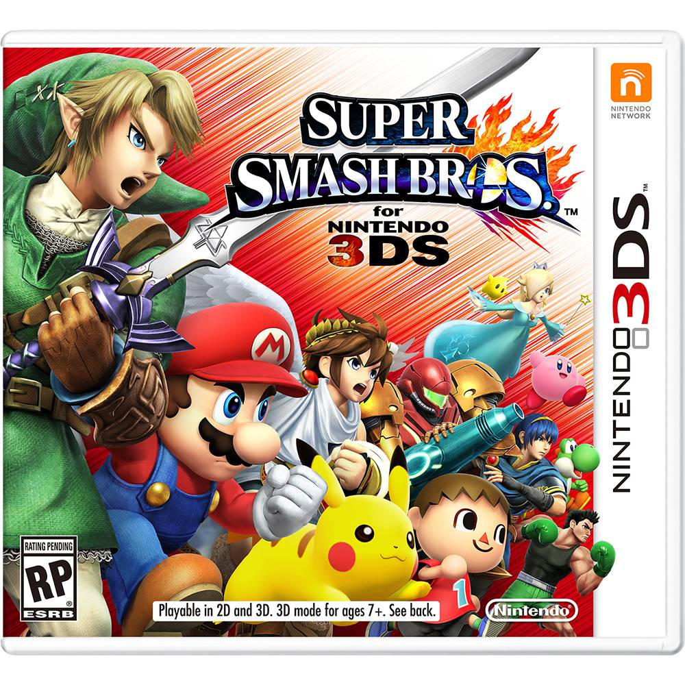 Super Smash Bros 3D Online
