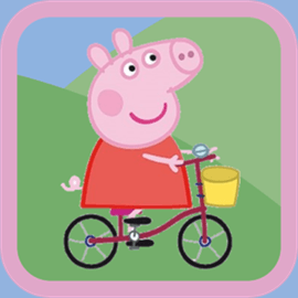 Peppa Pig Crazy Race