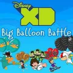 Jogo Big Balloon Battle Online Gratis