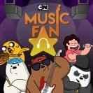Cartoon Network Music Fan