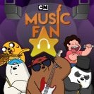 Jogo Cartoon Network Music Fan Online Gratis