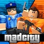 Roblox: Mad City