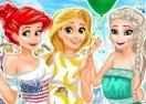Jogo Disney Princess BFFs Spree Online Gratis