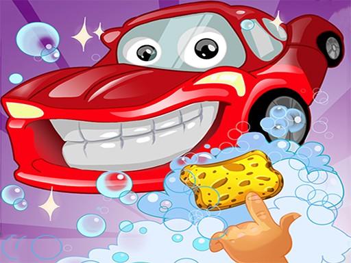 Jogo CAR WASH SALON Online Gratis