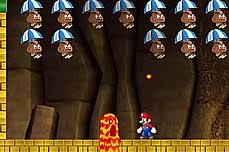 Mario World Invaders