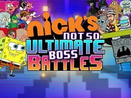 Jogo Nick's Not So Ultimate Boss Battles Online Gratis