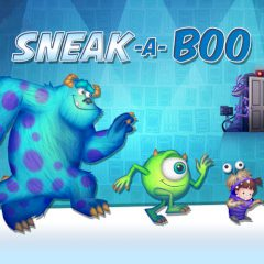 Monsters, Inc. Sneak-a-Boo