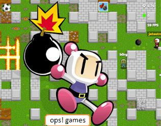 Imagem do jogo Bombermine Game Of Bombs