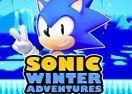 Jogo Sonic Winter Adventures Online Gratis