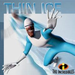 Jogo The Incredibles Thin Ice Online Gratis