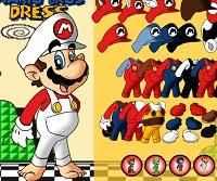 Jogo de vestir Mario – Vestir Super Mario Bros