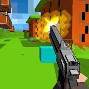 Jogo Arena 3D Pixel Combat Online Gratis