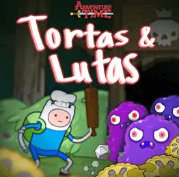 Hora de aventura – Tortas & Lutas