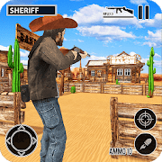 West Gunslinger: Shooting Game