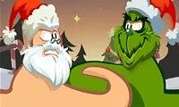 Jogo Luta de Dedão: Natal Online Gratis