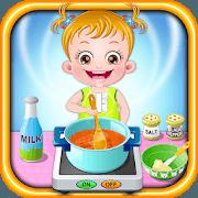 Jogo Baby Hazel Kitchen Time Online Gratis