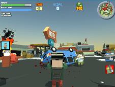 Jogo GTA Minecraft Online Gratis