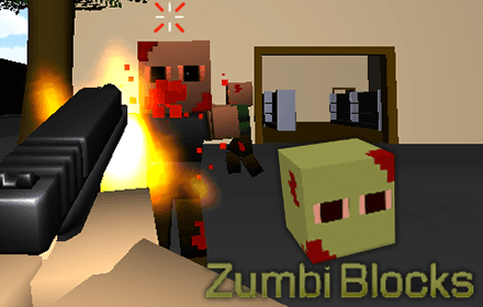 Minecraft: Blocos Zumbi 3D